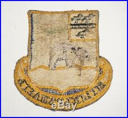 339th Infantry Regiment Pocket Patch Post WWII US Army ASMIC Most Wanted P9799