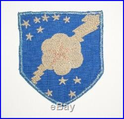 4025th Signal Service Battalion Theater Made Patch WWII US Army P9489