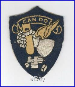 4 British Made WW 2 US Army Air Force 305th Bomb Group 8th AF Patch Inv# L123