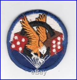 50's 2-3/4 US Army 506th Parachute Infantry Regiment Patch Inv# V905