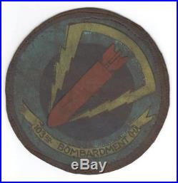 5 WW 2 US Army Air Force 103rd Heavy Bombardment (H) Squadron Patch Inv# L048