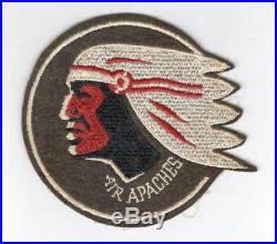 5 WW 2 US Army Air Force 345th Bomb Group 5th Air Force Patch Inv# L070