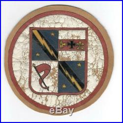 6 WW 2 US Army Air Force 454th Bomb Group 15th Air Force Patch Inv# L139