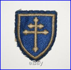 79th Infantry Division Greenback Rare Patch WWII US Army P9994