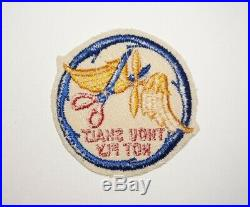 848th Signal Training Battalion AAF Patch WWII US Army P9343