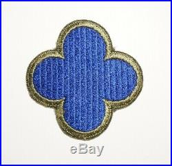 88th Infantry Division OD Border RARE Patch WWII US Army P8922