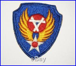 9th Aviation Engineer Command AAF NO NUMBER VARIATION Patch WWII US Army P0262