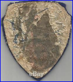 Bullion WW 2 US Army 9th Air Force Wool Patch Inv# S610