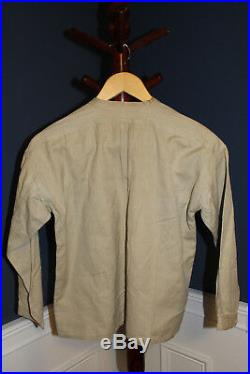 Captured WW2 Imperial Japanese Army Uniform Shirt withU. S. AAF 9th Airborne Patch