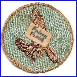 Falcon Field Arizona Aaf Ww2 Us Army Air Force Patch Air Corps Orginial