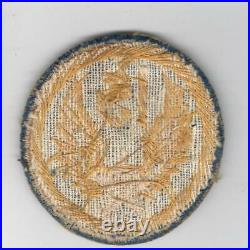 Gemsco WW 2 US Army 15th Air Force Bullion Patch Inv# Z764