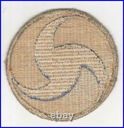 Gemsco WW 2 US Army Air Force General Headquarters OD Border Patch Inv# R778
