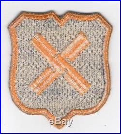 German Made US Army 12th Corps Cavalry Reconnaissance Patch Inv# C330