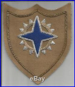 German Made US Army 16th Corps Bullion Patch Inv# S841