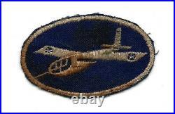 Glider Infantry School Cap Us Army Patch Ww2 Wwii Ssi Original