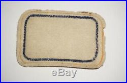 II Corps 2nd Corps Signal Corps Border Patch Wool Felt Pre WWII US Army P9486