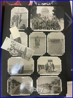 Imperial Iran Persian Gulf Command Photo Album with Pictures WWII US Army