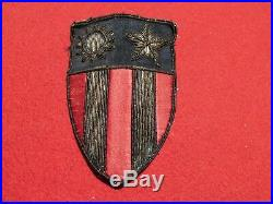 India made WWII US Army CBI bullion theater patch Air Force special Forces