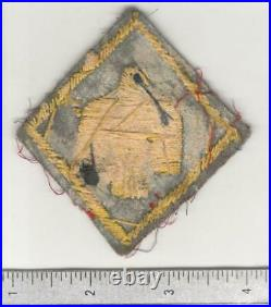 Italian Made WW2 US Army 45th Infantry Division Patch Inv# W898