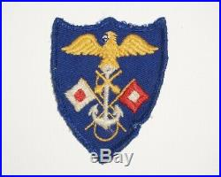 Joint Assault Signal Company JASCO D-Day Patch WWII Rare US Army P1299