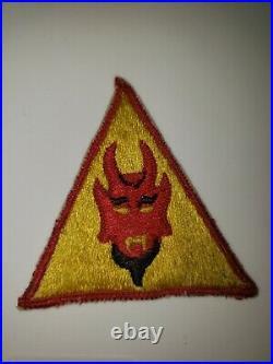 K0483 WW 2 WWII US Army 92nd Field Artillery Battalion WA1