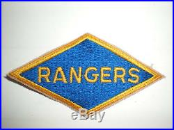 Lot Of 20 Wwii Us Army Ranger Battalions Patches (reproduction)