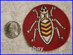 Lot WW2 Patches US Military WWII Army Navy Air Force Hospital Worker Trench Rats