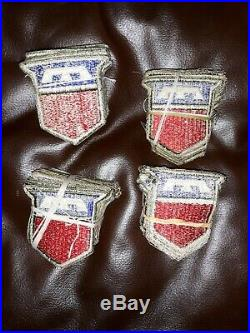 Lot of 100 WW2 US Army 76th Infantry Division Onway/Liberty Bell Patch