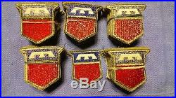 Lot of 100. WWII US Army 76th Division Shoulder Sleeve Insignia Patch