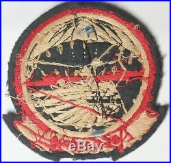 ORIGINAL WW2 US Army 501st Geronimo Airborne Squadron Patch