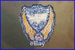 Original & Rare WW2 U. S. Army Air Forces Continental Air Force Uniform Patch