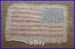 Original & Very Rare WW2 U. S. Army Paratrooper 48 Star Jump Jacket Muslin Flag