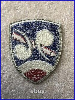 Original WW2 US Army 96th Chemical Mortar Battalion Patch