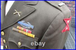 Original WW2 US Army Officers jacket