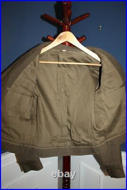 Original WW2 U. S. Army 63rd & 36th I. D. Patched Uniform Ike Jacket, 1944 d