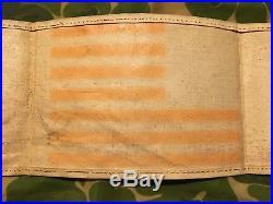 Original WW2 U. S. Army Paratrooper 48 Star Flag Airborne Armband