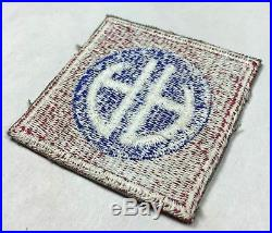 Original WWII 82nd Airborne Division Patch US Army WW2 USA Nice! / $3.50 ships