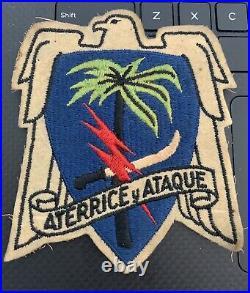 Original WWII US Army 551st Infantry Parachute Regiment Pocket Patch