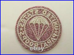 Pk182 Original WW2 US Army Parachute Artillery Troops PX Patch WA11