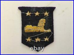 Pk69 Original WW2 US Army Military Intelligence In Occupied Japan WC11