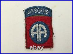 Pk75 Original WW2 US Army 82nd Airborne Division Smaller Variation WC11