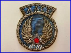 Pk881 Original WW2 US Army Air Force Airways Communication System Patch L2A