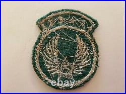 Pk889 Original WW2 US Army Air Force Airways Communications System Patch L2A