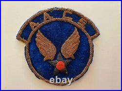 Pk890 Original WW2 US Army Air Force Airways Communications System Patch L2A