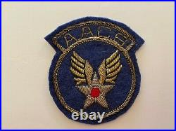 Pk893 Original WW2 US Army Air Force Airways Communications System Patch L2A