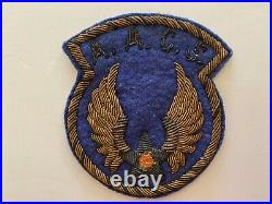 Pk894 Original WW2 US Army Air Force Airways Communications System Patch L2A