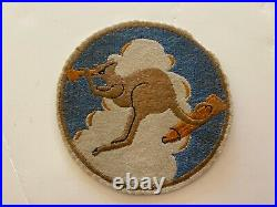 Pk902 Original WW2 US Army Air Force 435th Bombardment Squadron Patch L2A