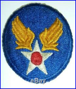 RARE WWII US Army Air Force A. V. G. Pilot Flying Tigers CHINA Patch
