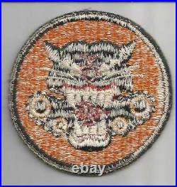 Rare NO CANNON WW 2 US Army Tank Destroyer Patch Inv# M054