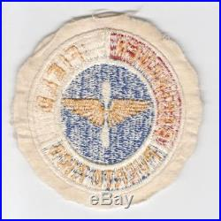 Rare Pre WW 2 US Army Air Corps Borinquen Field Puerto Rico Wool Patch Inv# G160